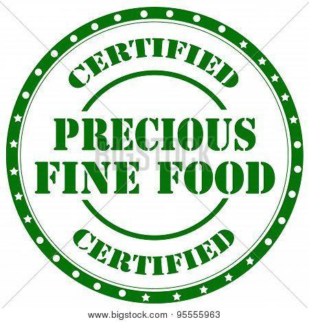 Precious Fine Food