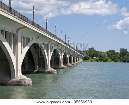 Bridge To Belle Isle