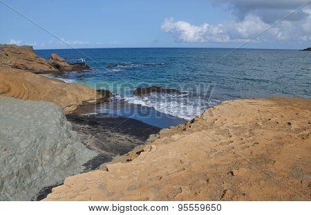 Creek To Beach