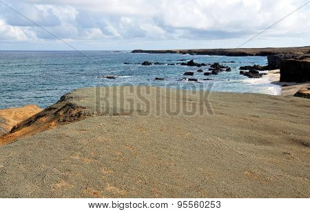 Bay On An Islet