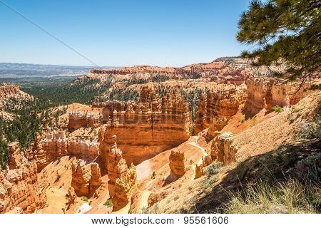 Bryce Canyon - View From Sunset Point