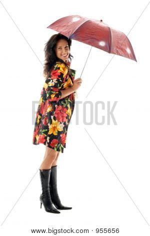 Umbrella Girl #2