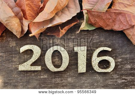 2016 And Dead Leaves