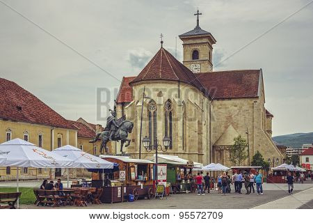Saint Michael Cathedral, Alba Iulia