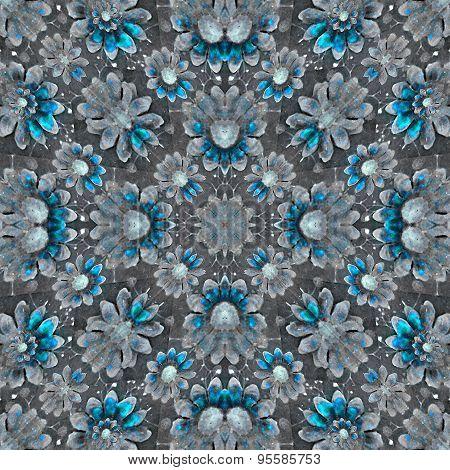 Luxury Modern Ornate Floral Pattern