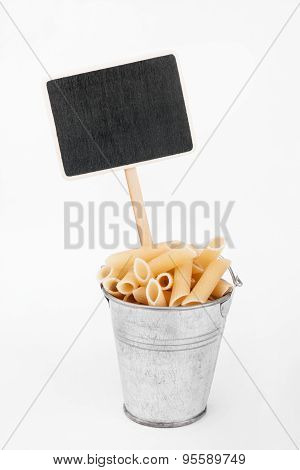 Pointer, Price In Bucket Of  Pasta