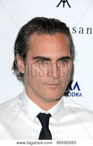LOS ANGELES - JUL 9:  Joaquin Phoenix at the