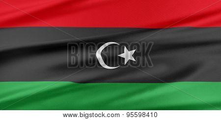 Libya Flag.