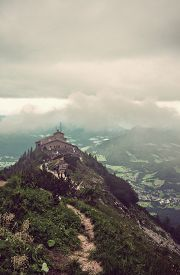 picture of hitler  - The Kehlsteinhaus - JPG
