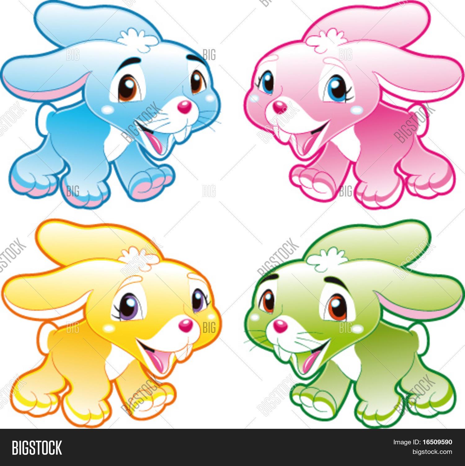 Conejos bebes animados images - Dibujos para sabanitas de bebe ...