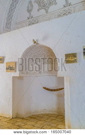 The White Mihrab