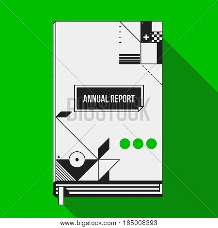 Book Cover/print Design Template With Abstract Geometric Shapes. Useful For Banners, Covers And Post