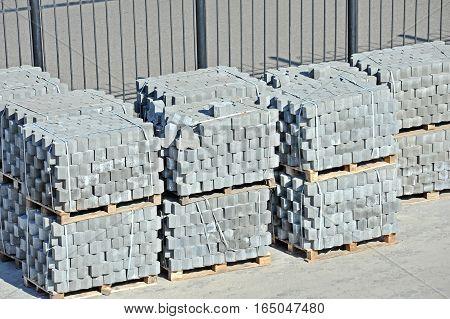 Paving Stone Stack