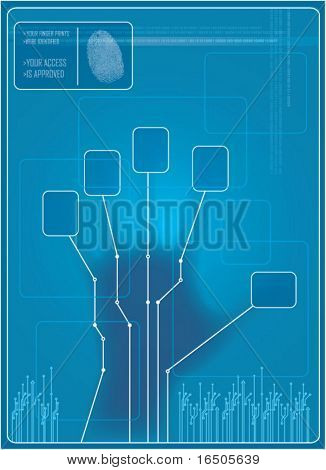 vector access control