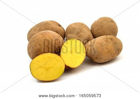 Pictures of potatoes for cooking and roast potatoes