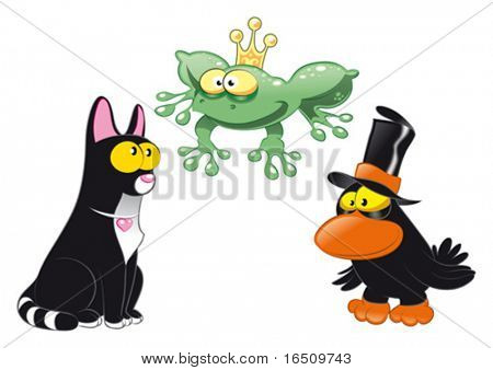 Halloween Animals