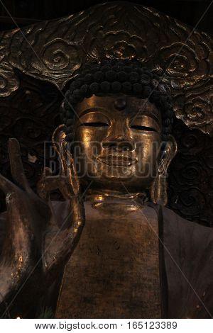 gifu Great Buddha Shoho-ji TempleGifu Prefecture Japan