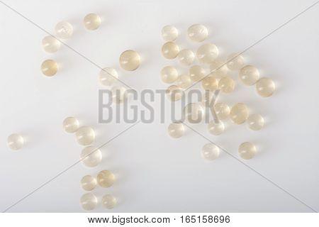 Silica Gel Beads