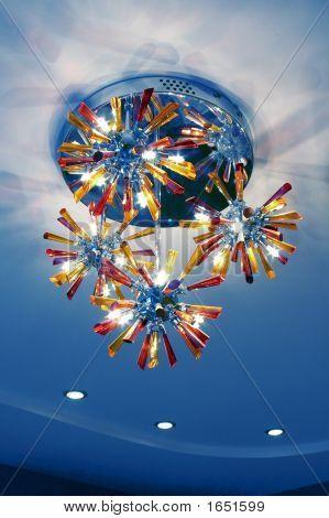 Crystals Lamp