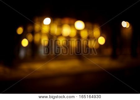 Color Abstract Blurred backgrounds. the christmas bokeh