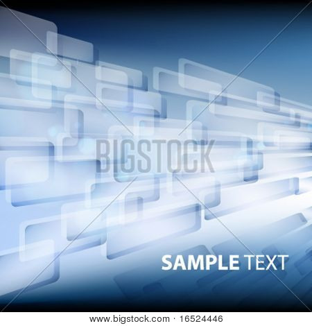 Vector abstract background greyish blue color.