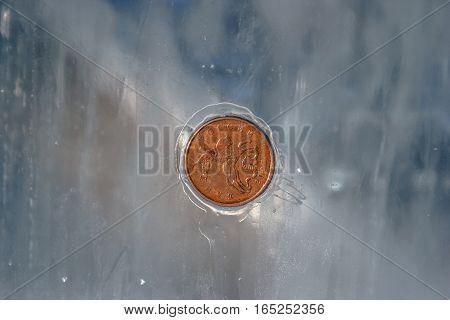 Money And Ice