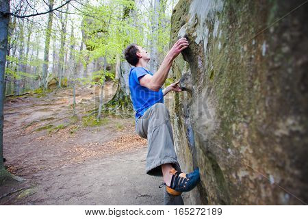 Class Bowdoinham On The Rocks.