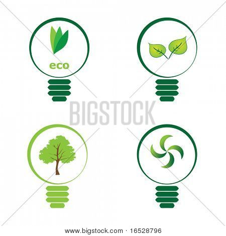Energías renovables: 4 bombilla