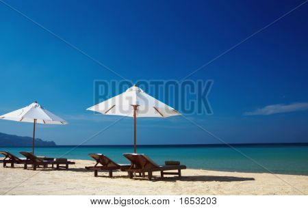 Chairs & Ocean