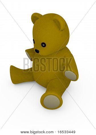 Gefüllte Teddybär