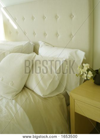Crisp White Linen