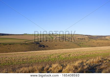 English Scenic Valley