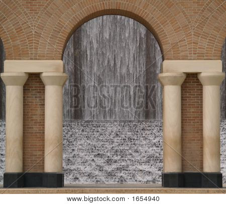 Waterfall Gate