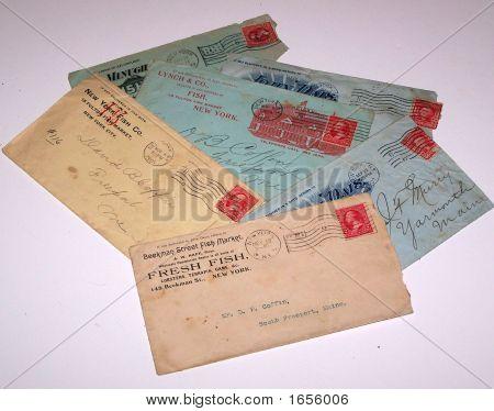 Envelopes,Antique