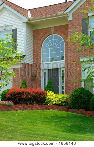 Residential Entryway
