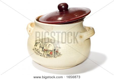 Jug With Pattern