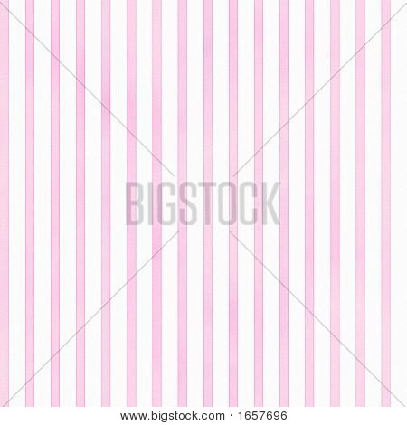 Background Pink Watercolor Stripes