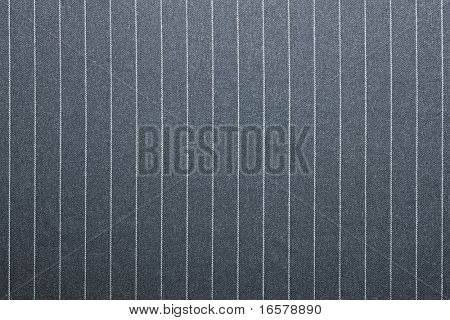 High quality pin stripe suit background texture