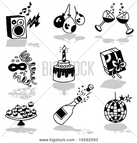 Party Icons - Others Of Same Series