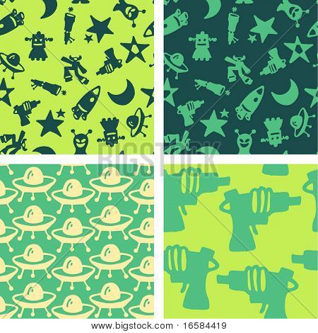 SF - seamless pattern
