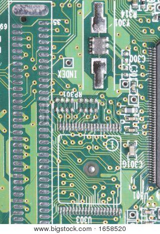 Computer Hard Drive Detail 9