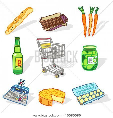 food & shopping
