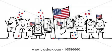 national holiday - United States