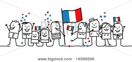 national holiday - France