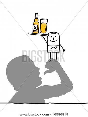 Drink & thirsty