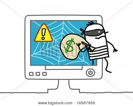 web robber