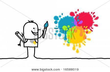 artist & colors