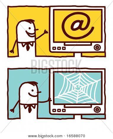 web & at