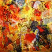 picture of expressionism  - Mixed technics - JPG