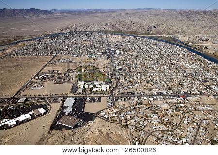 Bullhead City On The Colorado River